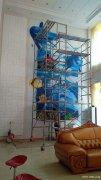 靠谱技能高超的墙体彩绘公司怎样找?