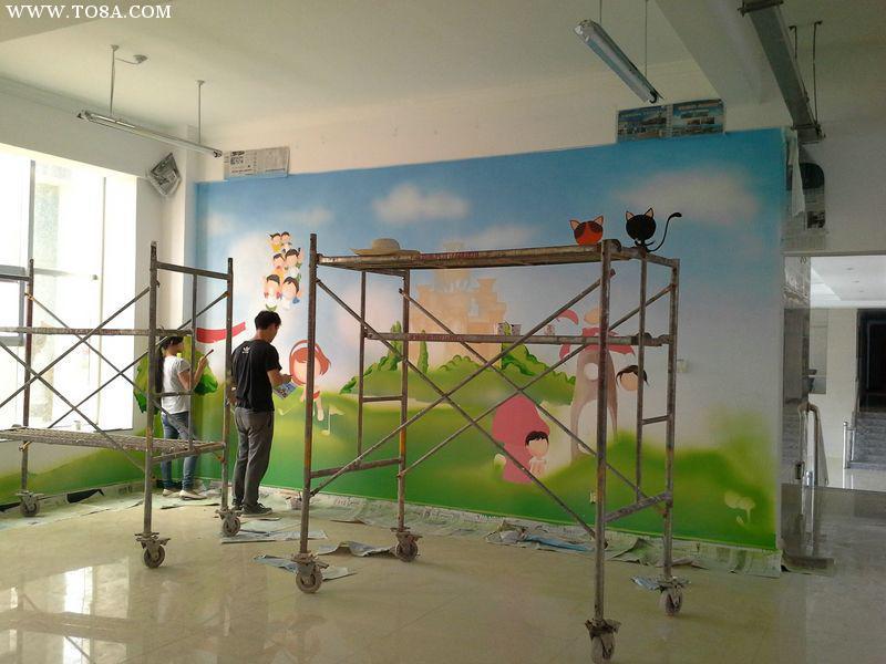 昆明墙体彩绘公司哪家好专业,电话号码多少?